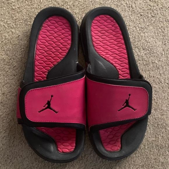 Jordan Shoes | Girls Sandalsslides Size